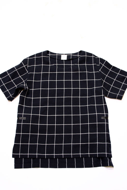 Windowpane Tee / SUNSEA - ambush-web
