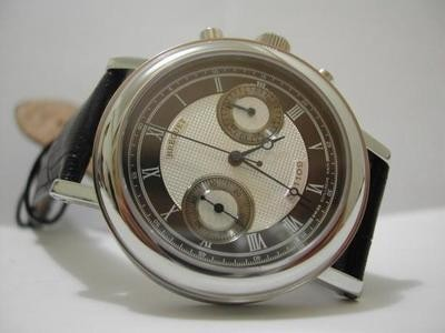 Breguet Classique Chronograph Watch with Box and Papers from Display No Reserve | eBay