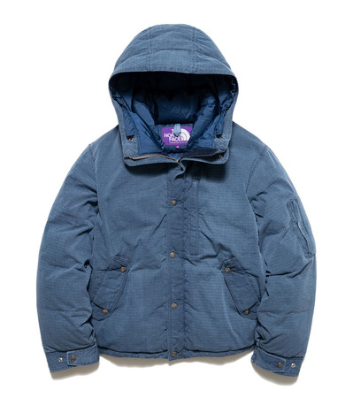 Indigo Mountain Short Down Parka