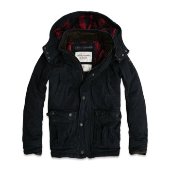 Abercrombie & Fitch - 公式サイトで購入する - Mens - Outerwear - East River Trail