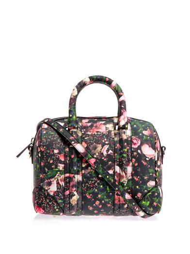 Mini lucrezia printed bowling bag | Givenchy | MATCHESFASHION.COM