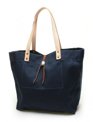 melple(メイプル) Made in USA CANVAS TOTE BAG 「MONTANA」 - melple(メイプル) l SUNSET公式オンラインストア