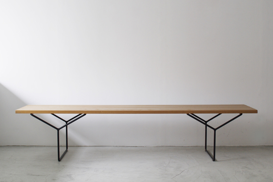 28_bench | vintage & used | BUILDING fundamental furniture