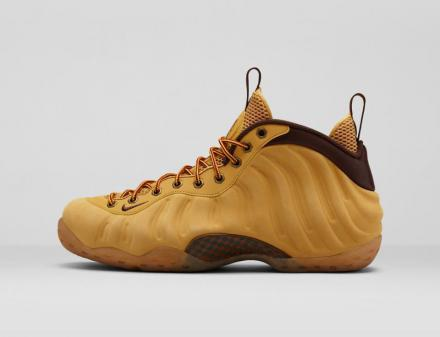 "Nike Air Foamposite One ""Wheat"" 