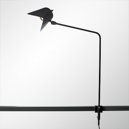 342: Serge Mouille / Agrafee lamp < Modern + Contemporary Design, 25 March 2007 < Auctions | Wright