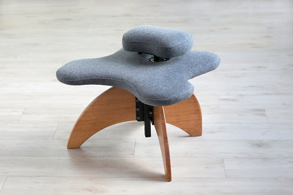 Soul Seat - Furniture to promote movement, flexibility, and core strength.