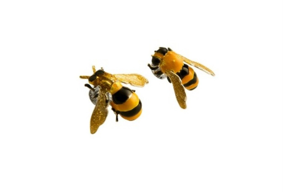Bee Earrings - SHOWstudio - The Home of Fashion Film