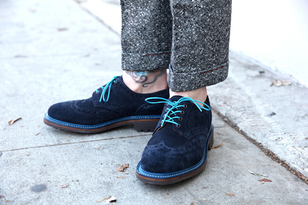 Union x Mark McNairy Country Brogue | Hypebeast