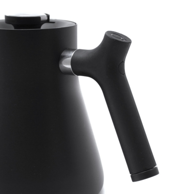 pour-over kettle with thermometer