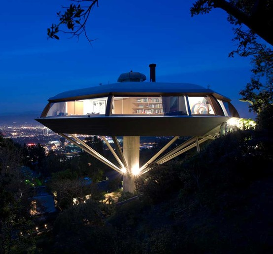 The John Lautner Foundation