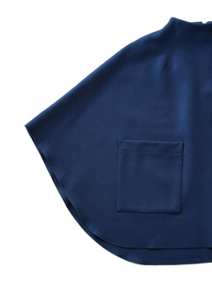 LOVE online store|WOMEN  Captain's Cape (french navy)