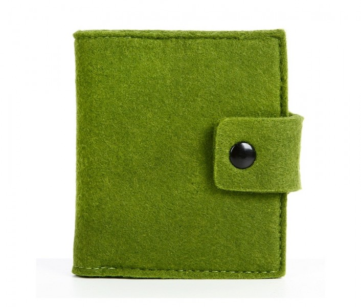 A-life Small Felted Wool Wallet on Luulla
