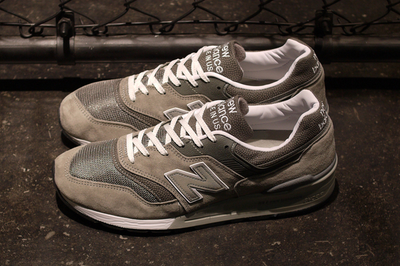 M997 「made in U.S.A.」 「LIMITED EDITION」 GY ニューバランス new balance | ミタスニーカーズ|ナイキ・ニューバランス スニーカー 通販
