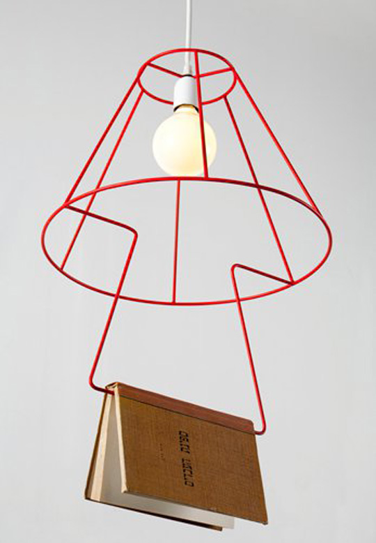 Innovative Design Stylish Book Lamp By Groupa Studio | FOPPLE.COM