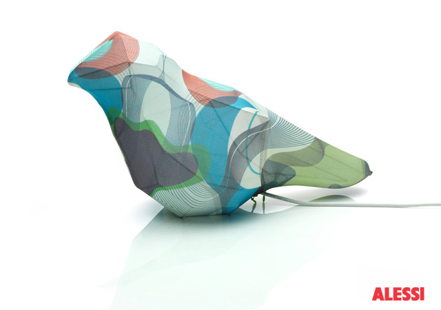 Bird lamp by Alessi - EN | THEmag