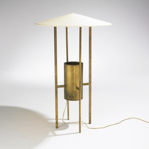 250: Philip Johnson and Richard Kelly / floor lamp < Important Design, 09 December 2008 < Auctions   Wright