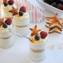 Recipe: Stars & Stripes Cheesecake Shots // Hostess with the Mostess®