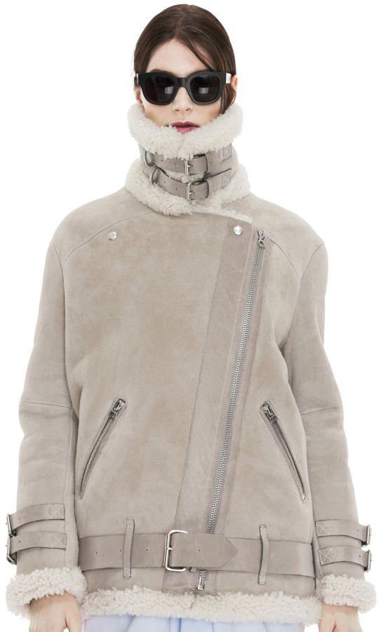 ACNE - Velocite Ash Grey Shop Ready to Wear, Accessories, Shoes and Denim for Men and Women