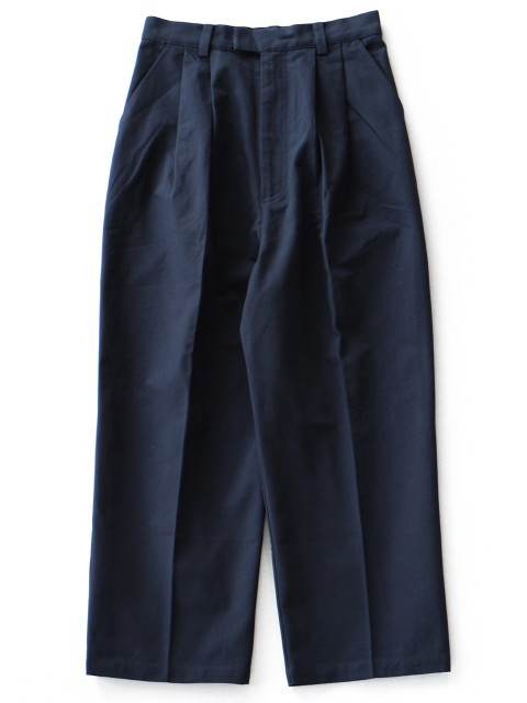 LOVE online store|WOMEN | P.A.M. Tie Up Pike Trousers (navy)