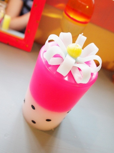lily candle