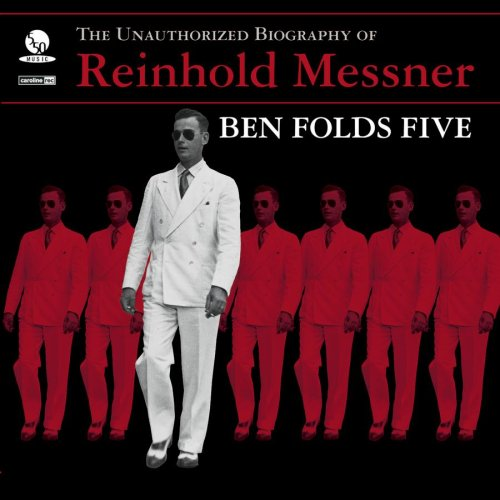Amazon.co.jp: The Unauthorized Biography Of Reinhold Messner: Ben Folds Five: 音楽