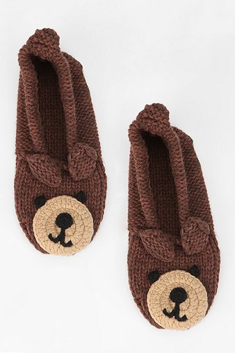 Animal Slipper - Urban Outfitters