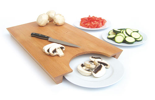 Transfer Cutting Board | Design Milk