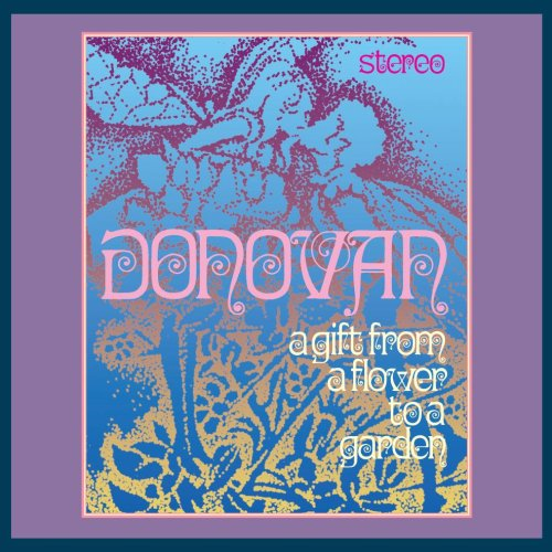 Amazon.co.jp: A Gift from a Flower to a Gard: Donovan: 音楽