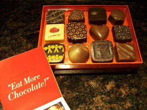 jacques torres chocolates on roadside scholar