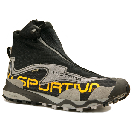 Crossover GTX A waterproof trail shoe from La Sportiva