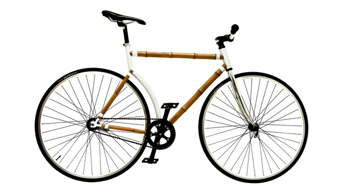 City-friendly and Eco-chic Bamboo Bicycles | AHAlife