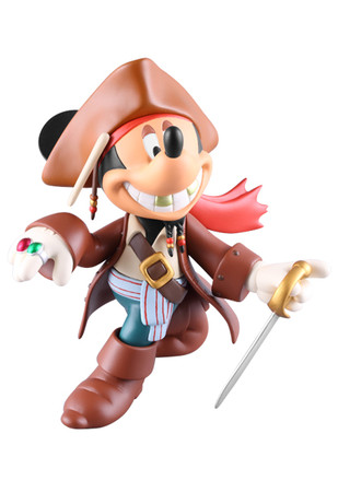 UDF MICKEY MOUSE(as JACK SPARROW)