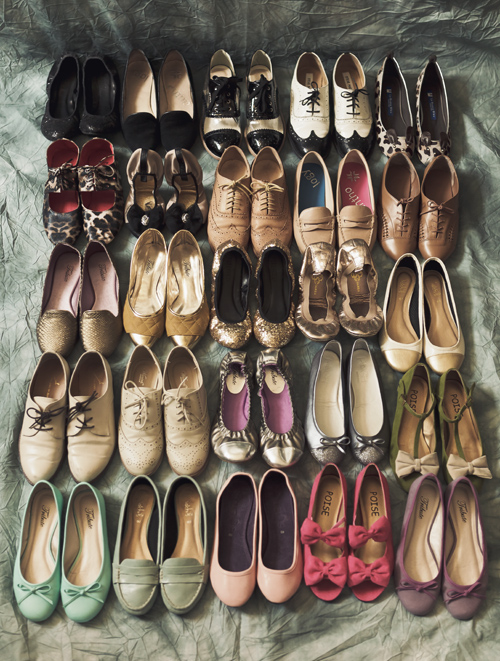 tricia will go places · Flats Fever
