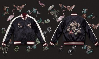 Valentino Just Dropped Must-Have Souvenir Jackets for SS16 | Highsnobiety