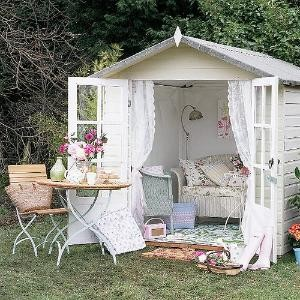 For the Home / Outdoor Rooms