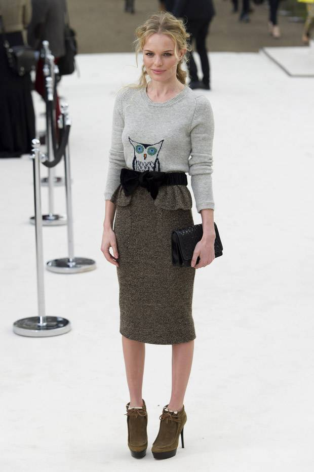 Burberry Prorsum Womenswear Autumn/Winter 2012 Show