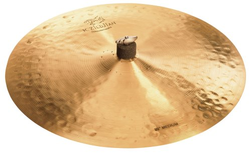 Amazon.com: Zildjian K 20-Inch Constantinople Medium Ride Cymbal: Musical Instruments
