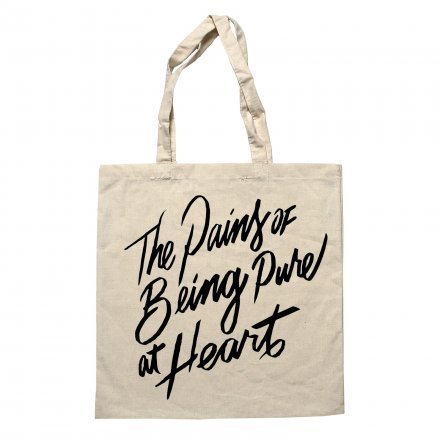 The Pains Of Being Pure At Heart - TPOBPAH Natural Tote Bag