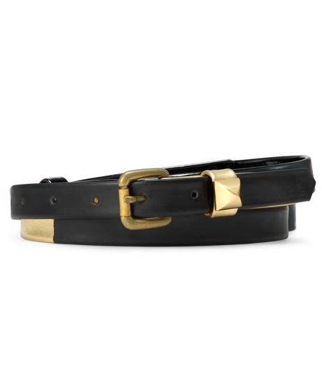 Miharayasuhiro - ミハラヤスヒロ - Belt with stud | RESTIR.COM