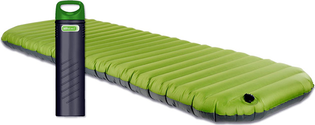 Amazon.com: Aerobed Pakmat Airbed and Pump: Home & Kitchen