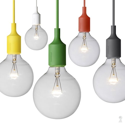 E27 Pendant Lamp - Products - Dwell