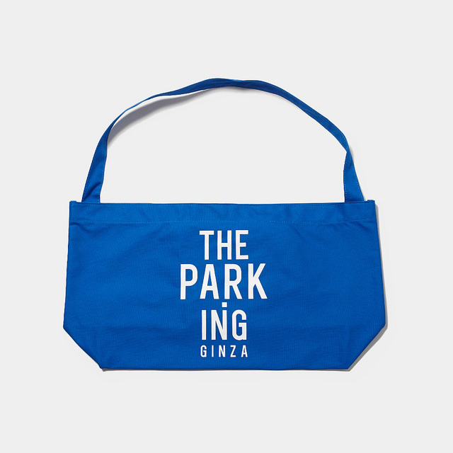 THE PARK・ING GINZA                                                             SOUVENIR SHOULDER BAG