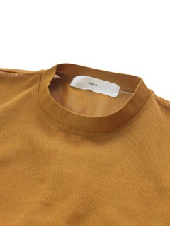 LOVE online store|WOMEN | TOGA  High Twist Jersey Pullover (camel)