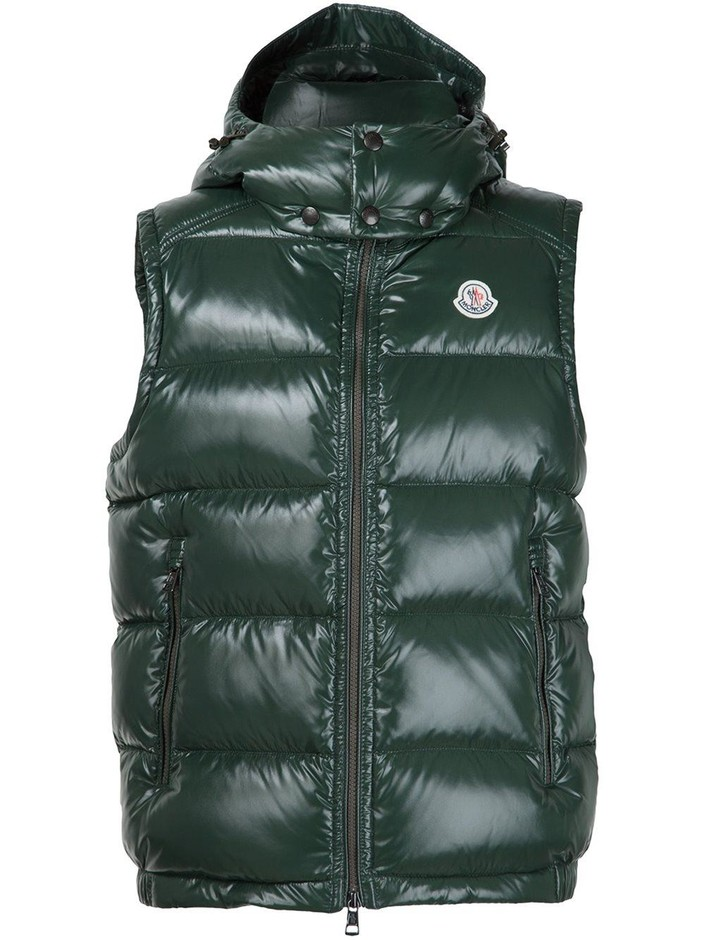 Moncler Lacet ジレ - Parisi - Farfetch.com