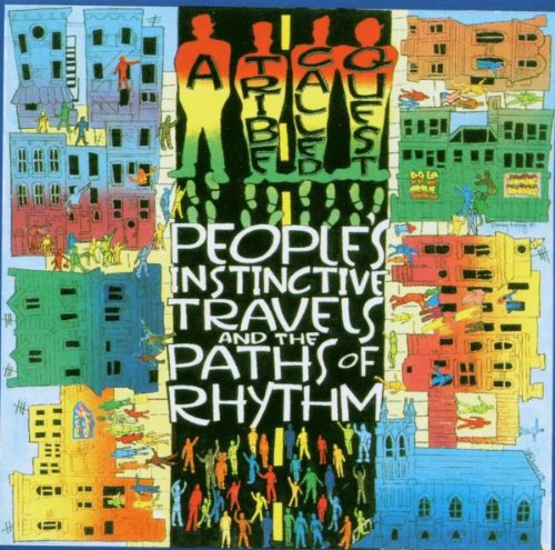 Amazon.co.jp: People's Instinctive Travels and the Pat: Tribe Called Quest: 音楽