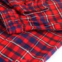 LOVE online store|MEN Night Shirt RC (red check)