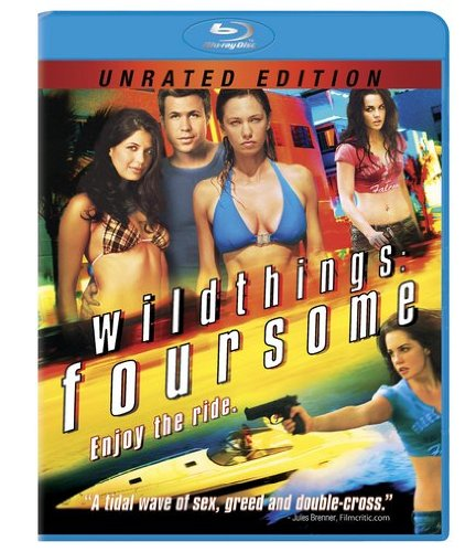 Wild Things: Foursome (Unrated Edition) [Blu-ray]:Amazon: