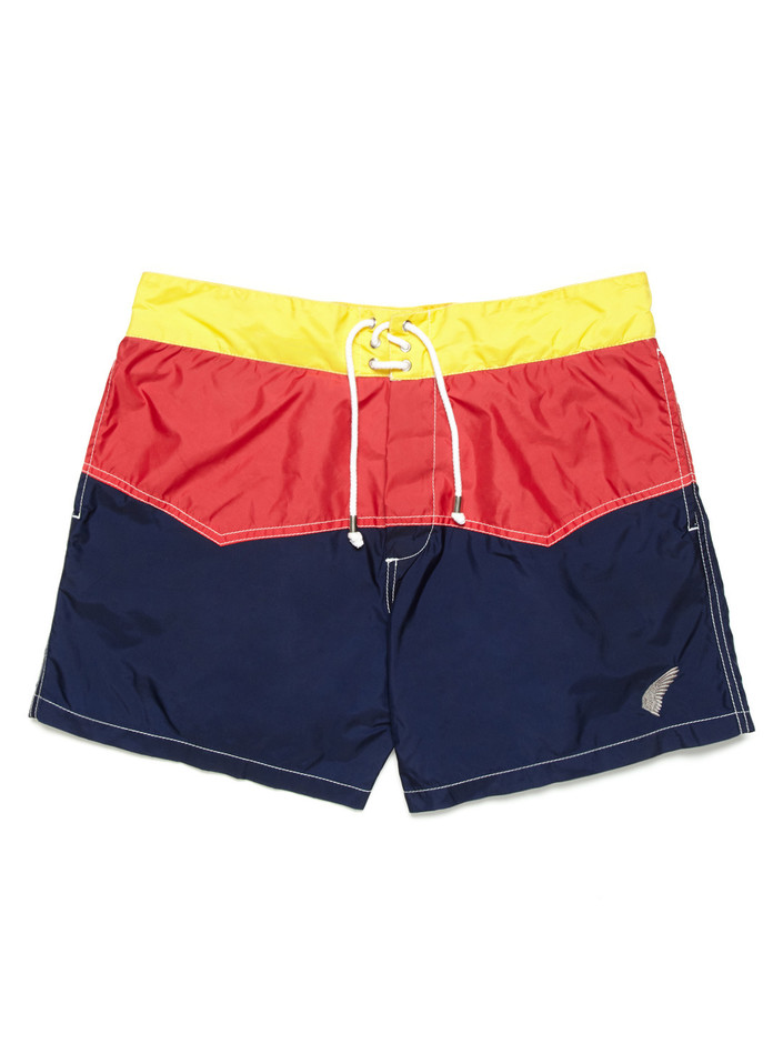 Michael Bastian Western Surf Jam Swim Shorts at Park & Bond