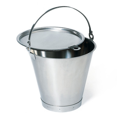 Stainless Steel Bucket - Manufactum