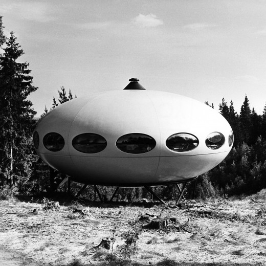 138: Matti Suuronen / Futuro house < Important Design, 02 June 2009 < Auctions | Wright
